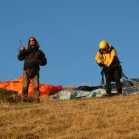 Paragliding courses