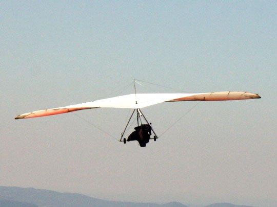 Hang Gliding - Adrenaline Flight