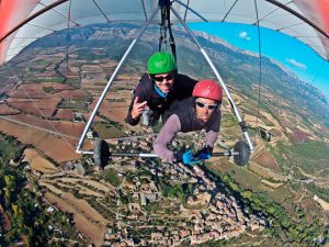 Hang Gliding - Panoramic Flight
