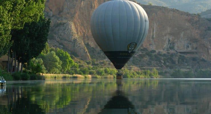 Vol amb globus