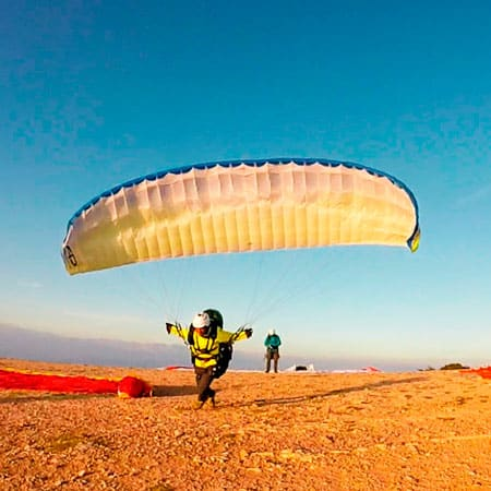 Paragliding Beginner Course