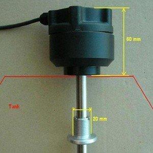 flymaster fuel sensor