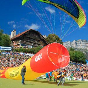 Viaje Alpes - Coupe Icare